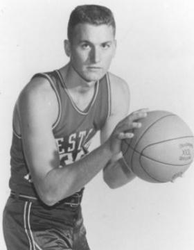 Darel Carrier, who played for WKU from 1962-64, will have his uniform No. 35 retired Feb. 22