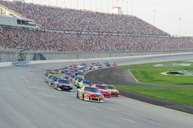 The Kentucky Speedway allegedly owes the KSP nearly $300,000.