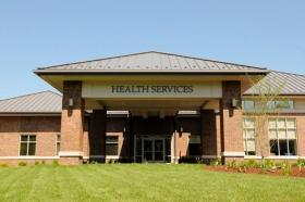 WKU Health Services facility on the school's campus