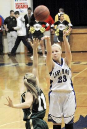 "LaRue County's Ivy Brown named ""Miss Basketball"""