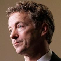 U.S. Senator Rand Paul (R-KY) spoke about domestic spying Thursday in California, territory less friendly to Republicans.