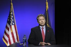Republican U.S. Sen. Rand Paul of Bowling Green, Ky.