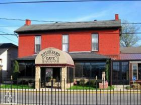 Brickyard Cafe is one of several Bowling Green restaurants participating in the effort to help flood victims in the Balkans.