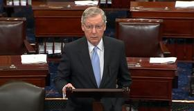 Senate Majority Leader Harry Reid objected to calling for a vote on Senator Mitch McConnell's Coal Country Protection Act.