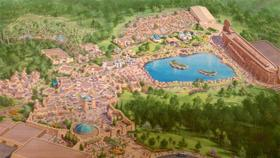 """A 510-foot replica of """"Noah's Ark"""" is planned for the Ark Encounter attraction in Clark County."""