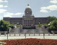 Kentucky's State Capitol is located in Frankfort.
