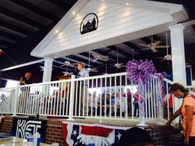 James Comer announced his bid for Kentucky Governor Saturday at Fancy Farm.