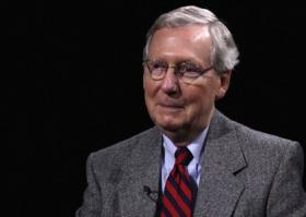 U.S. Sen. Mitch McConnell