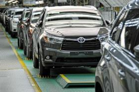 Highlanders roll off the line at the Princeton, Indiana production facility
