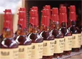 Maker's Mark is one of the most popular brands of Kentucky bourbon.