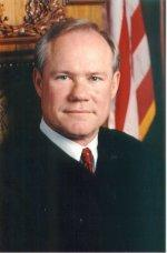 Chief Justice Joseph Lambert of the Kentucky Supreme Court