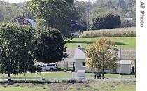 Amish school where shootings took place