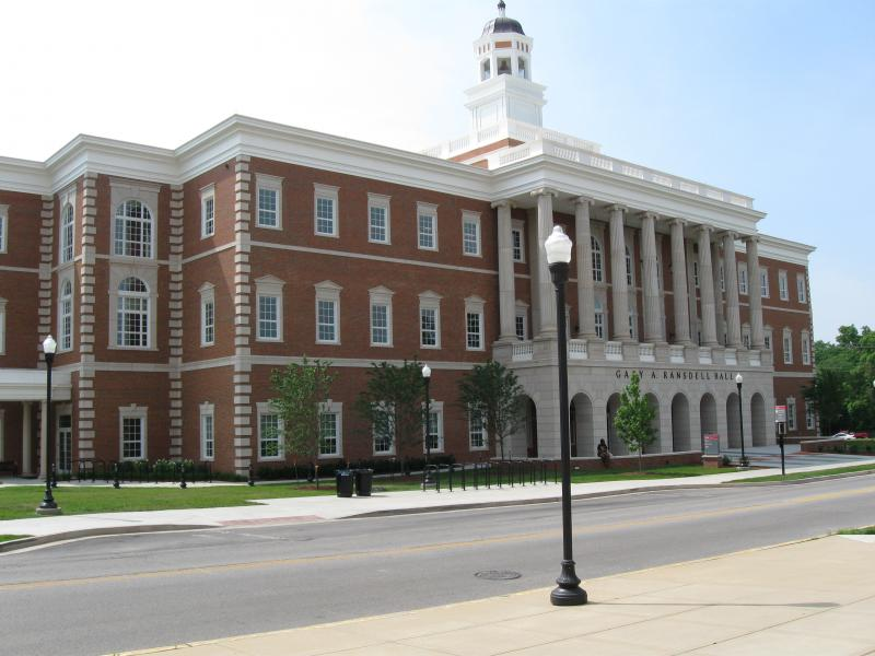 Gary Ransdell Hall at WKU