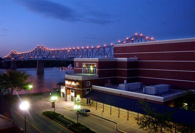 The Riverpark Performing Arts Center in downtown Owensboro