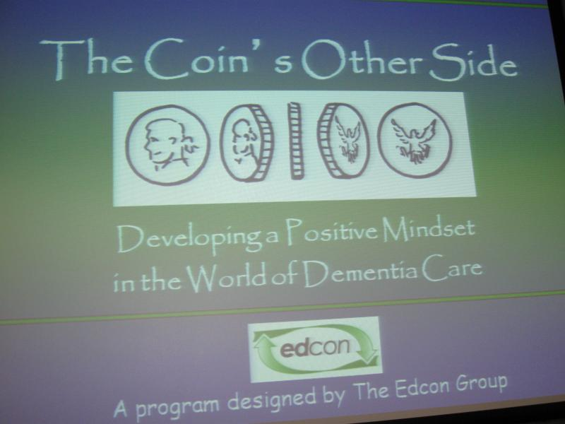 EDCON training materials on display at recent seminar in Kentucky