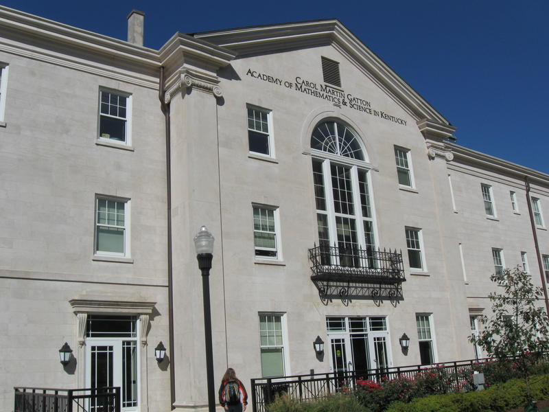 Florence Schneider Hall on the WKU Campus,the home of the Gatton Academy