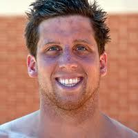 U.S. Olympic swimmer and Louisville native Clark Burckle