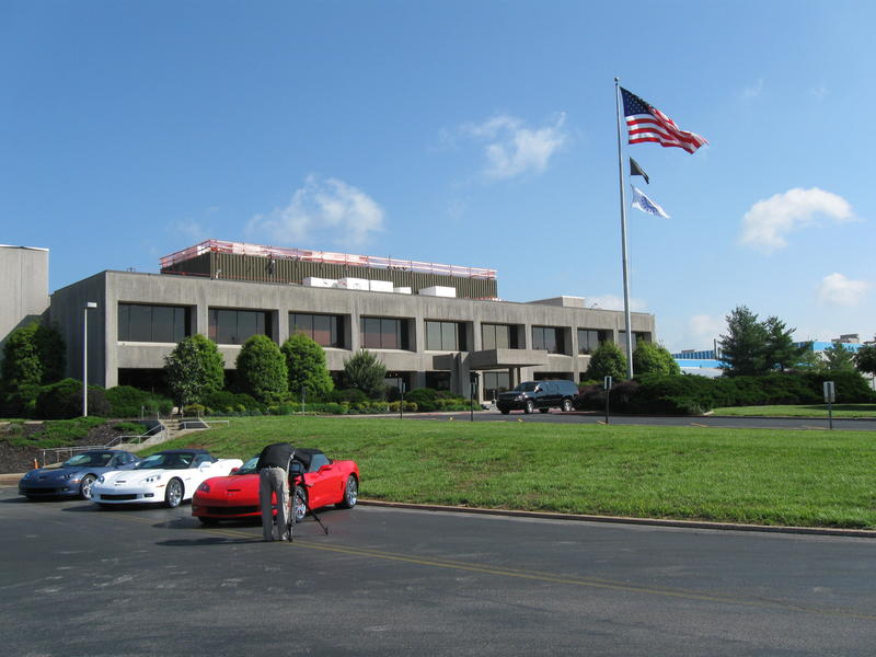 Corvette Assembly Plant in Bowling Green