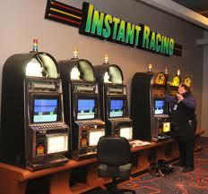 Instant racing machines
