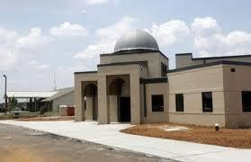 The Islamic Center of Murfreesboro, as seen earlier this month.