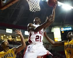 WKU's Nigel Snipes during his freshman season