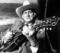 "Kentucky native and the ""Father of Bluegrass Music"", Bill Monroe"