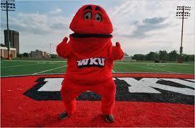 WKU mascot, Big Red