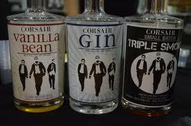 Corsair Artisan has distilleries in both Nashville and Bowling Green.
