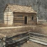 Far from the Navy, Lincoln's Boyhood Home at Knob Creek