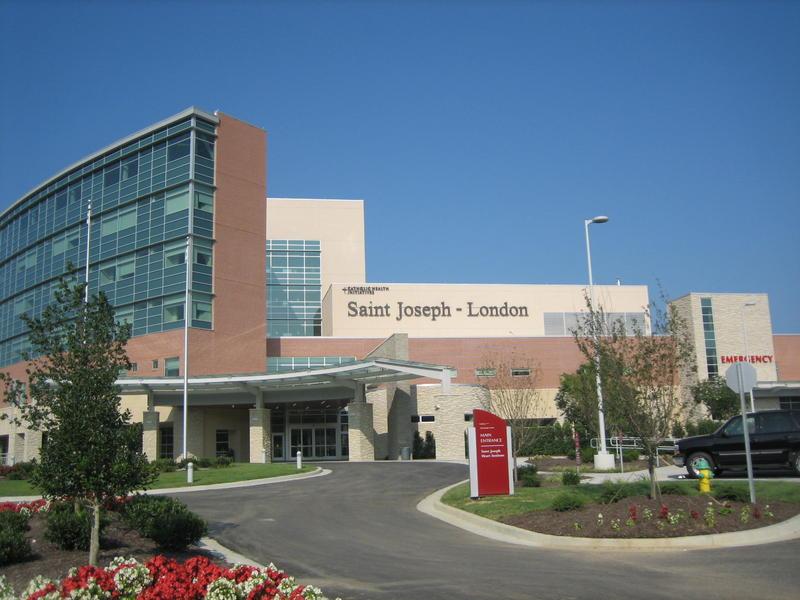St Joseph London Hospital Wku Public Radio