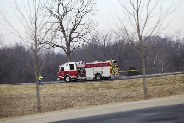 The Bowling Green Fire Department responded to the National Corvette Museum early Wednesday morning