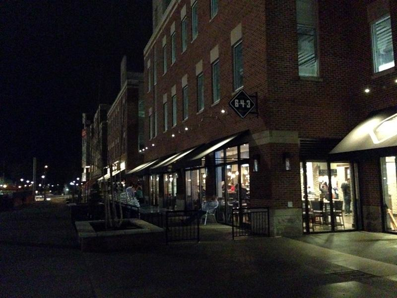 6-4-3 Restaurant is one of a handful of new restaurants just feet from Bowling Green Ballpark