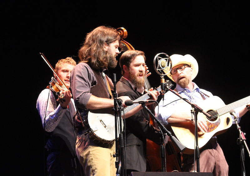 Misty Mountain String Band