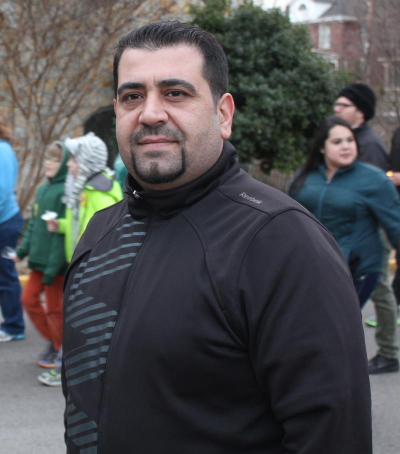 Azzam Maali wants everybody to feel welcome in the United States no matter where they are from.