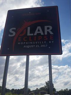 A local soccer field is designated as one of many eclipse viewing sites around Hopkinsville.