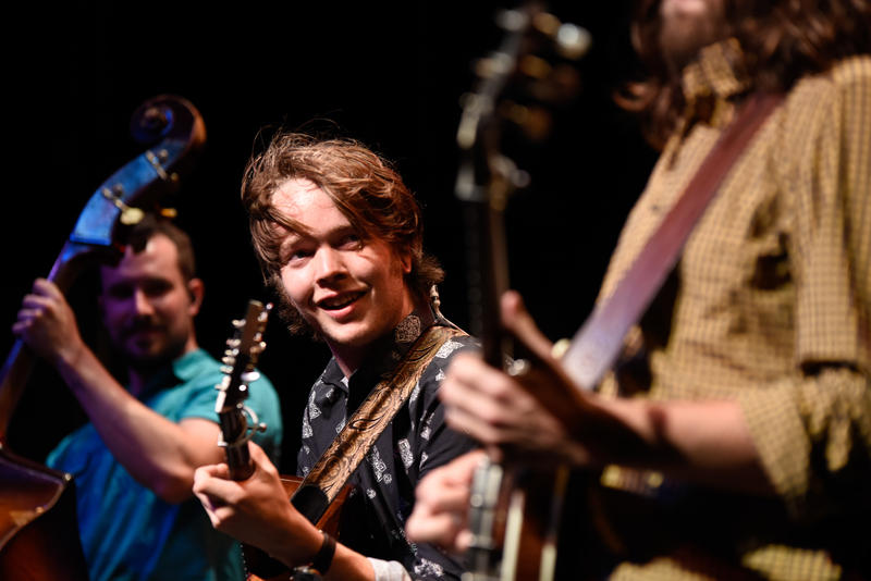 Billy Strings, July