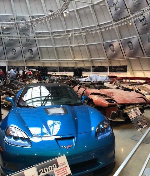Sinkhole cars