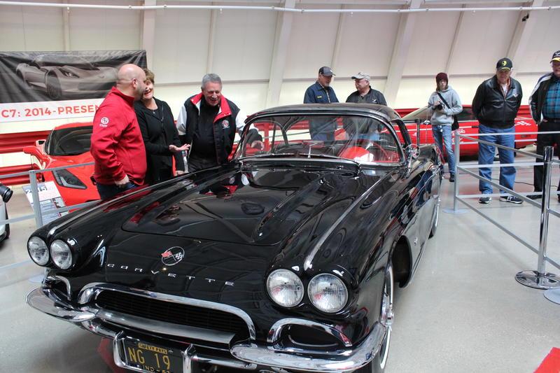 Restored 1962 Corvette