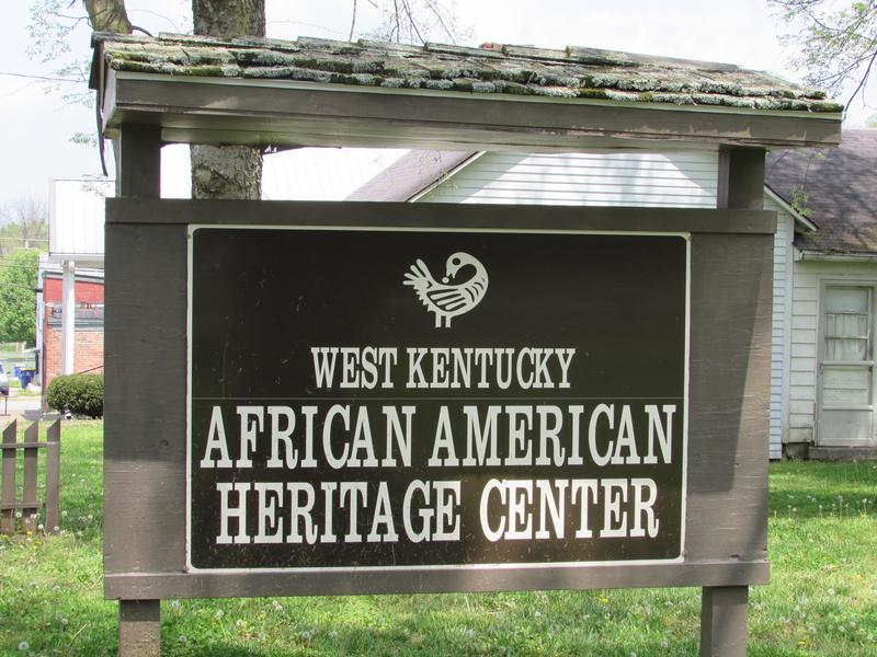 The Russellville African American Heritage Center includes a group of small musuems on local history.