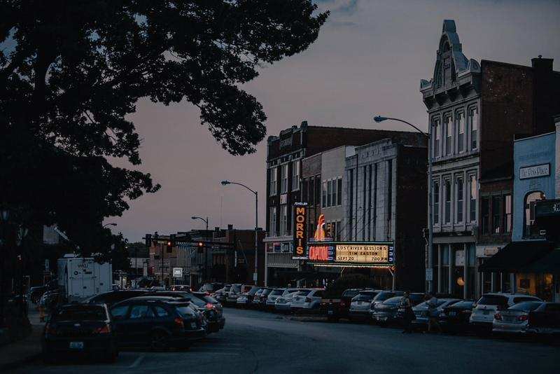 The Capitol Arts Center in Bowling Green during Lost River Sessions LIVE, Sept. 20, 2018