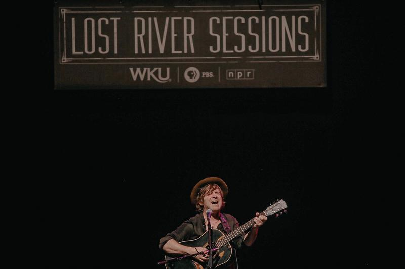 Tim Easton at Lost River Sessions LIVE, Sept. 20, 2018
