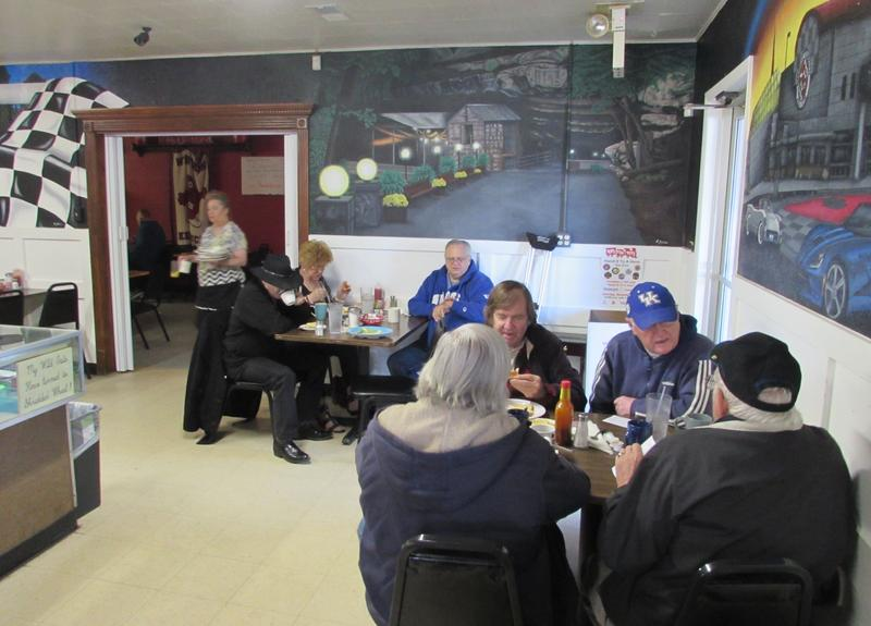 Lisa's 5th Street Diner in Bowling Green, Kentucky has lots of regulars.