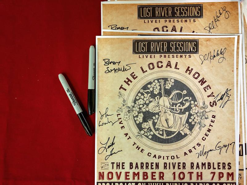 Lost River Sessions LIVE