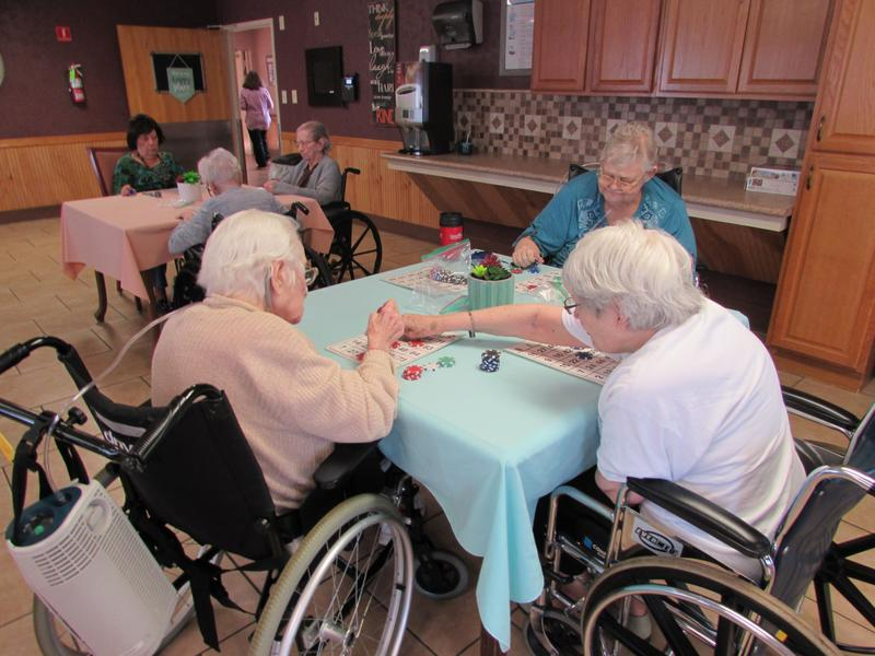 Socialization is an important element of Bingocize, especially in nursing homes, because individuals are often encouraged by others in the group to participate in the exercises.