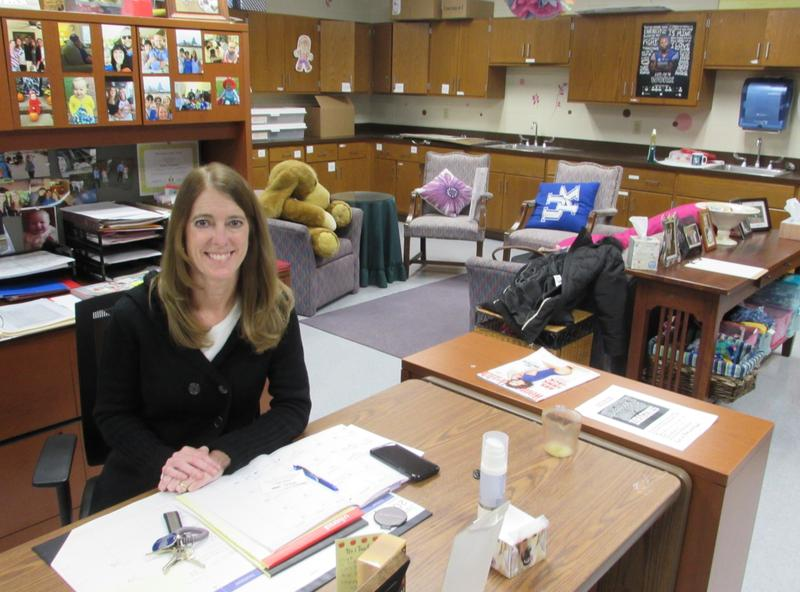 Lynn Vincent is director of the Youth Services Center at Moss Middle School in Warren County, Kentucky.