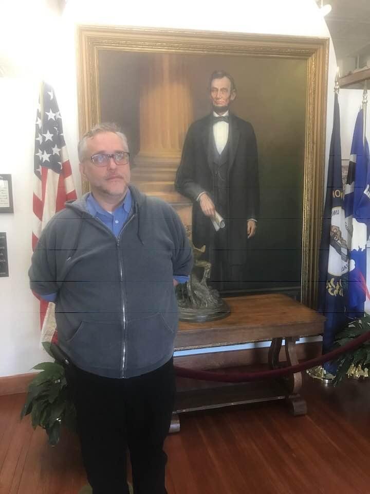 Rob Thurman is assistant director of the Lincoln Museum in Hodgenville, KY.