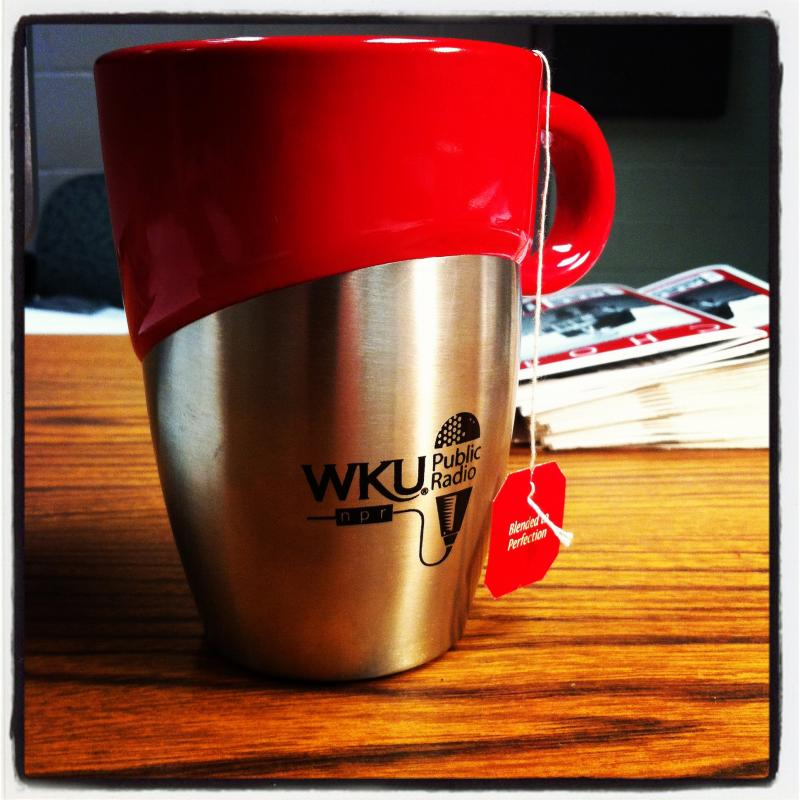 Our new beverage mug.