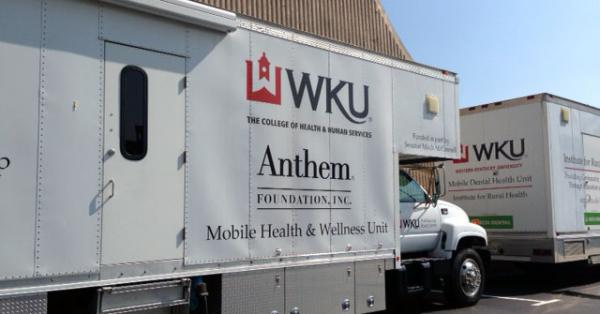 The Institute For Rural Health's Mobile Health Units