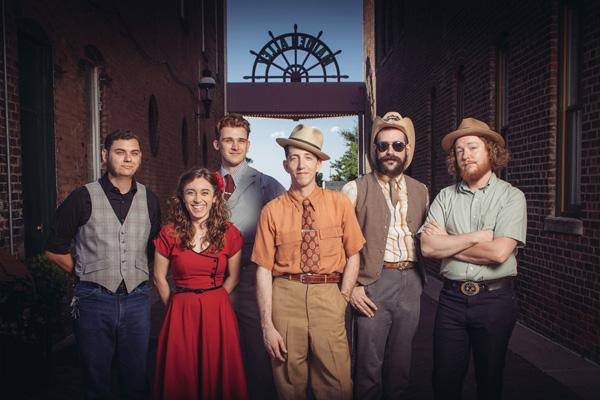 Pokey LaFarge appears Thurday evening in concert in Bowling Green.