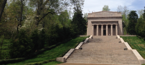 Abraham Lincoln's birthplace in Hodgenville is one of several tourist destinations across Kentucky
